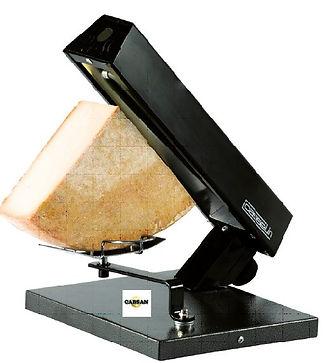 accessoires cuisines pour collectivités CABSAN FRANCE-appareil à raclette quart de meule