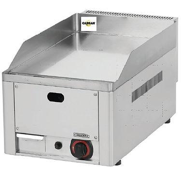 équipements cuisines pour collectivités CABSAN FRANCE-plaques à snacker gaz