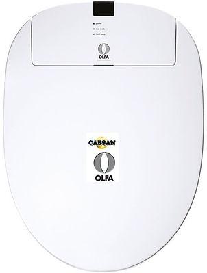 ABATTANT pour wc ASEO + OLFA par CABSAN FRANCE