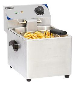 accessoire collectivités CABSAN FRANCE-friteuse 8 litres