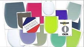 accessoires sanitaires collectivités CABSAN FRANCE