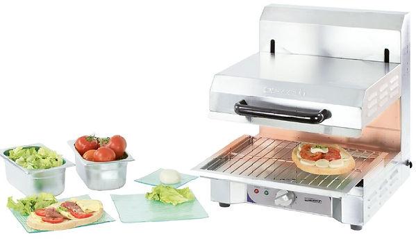 équipements de cuisines industrielles CABSAN FRANCE-salamandre