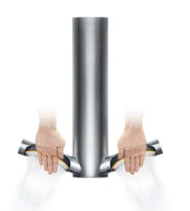 Sèche-mains Dyson-équipements collectivités-CABSAN FRANCE