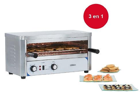 équipements collectivités CABSAN FRANCE-toaster