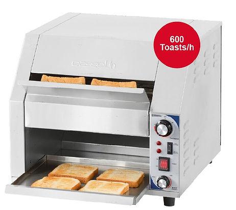 équipements collectivités CABSAN FRANCE-toaster convoyeur