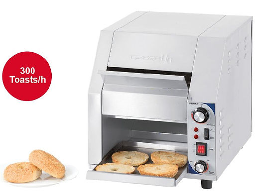 accessoires collectivités CABSAN FRANCE-toaster convoyeur
