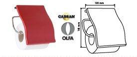 accessoires sanitaires CABSAN FRANCE- porte rouleau wc