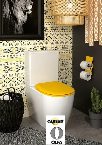 ABATTANT WC OLFA CABSAN MODELE ARIANE2.j