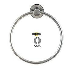 accessoires sanitaires OLFA par CABSAN FRANCE / porte serviettes OLFA