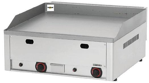 équipements cuisines hotels et collectivités CABSAN FRANCE-plaques à snacker gaz
