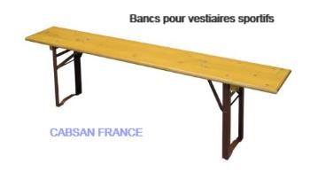 BANC PLIANT-CABSAN FRANCE COLLECTIVITES