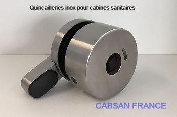 cabine sanitaire HPL CABSAN FRANCE /Verr