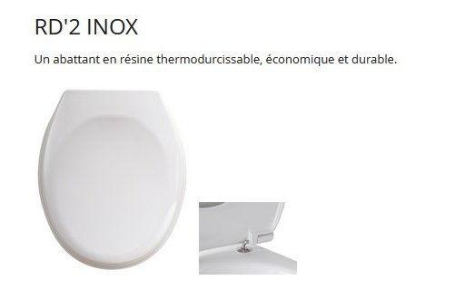 abattants wc Tissot pro par olfa