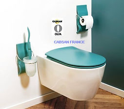 ABATTANT WC OLFA-CABSAN FRANCE