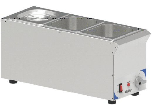 EQUIPEMENTS COLLECTIVITES CABSAN-bain marie