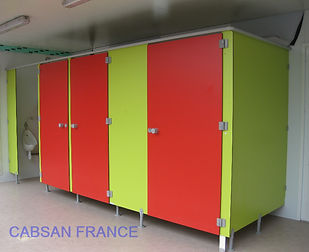 cabine sanitaire-CABSAN FRANCE