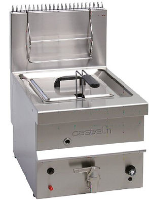 équipements collectivités-friteuse gaz 10 l