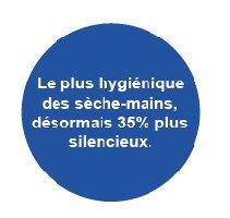 Sèche-mains Dyson equipements accessoires collectivités CABSAN FRANCE