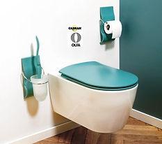 ABATTANT WC OLFA par CABSAN FRANCE