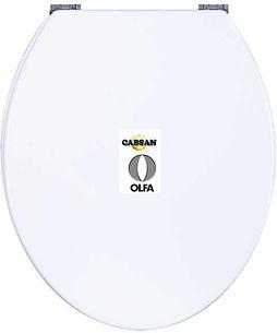 abattant pour wc OLFA compact par CABSAN FRANCE