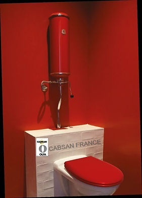 ABATTANT WC OLFA CABSAN MODELE ARIANE