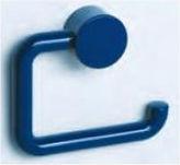 zubehör für sanitärkabinen HPL CABSAN - Quincailleries et accessoires pour cabines sanitaires HPL-CABSAN - accessories for sanitary cabins HPL CABSAN - PORTE ROULEAUX NYLON NORMBAU NY.PRH 80