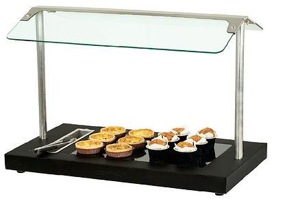 équipements collectivités-plaque chauffante buffet