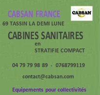 cabines compact cabsan france