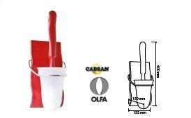accessoires sanitaires CABSAN FRANCE-porte brosse wc