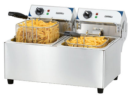 accessoire collectivités CABSAN FRANCE-friteuse 7 l x 2