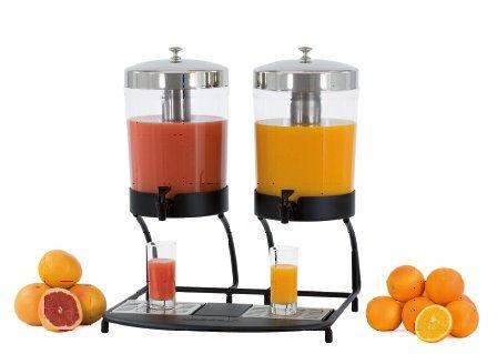 accessoires collectivités CABSAN FRANCE-distributeur de jus de fruits
