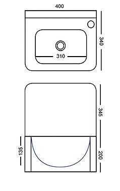 équipements hygiène collectivités CABSAN FRANCE-lave mains