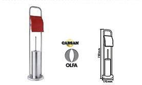 accessoires sanitaires OLFA/combiné WC par CABSAN France