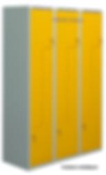 Vestiaires métalliques CABSAN FRANCE