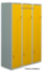 Vestiaires métalliques CABSAN FRANCE/équipements collectivités