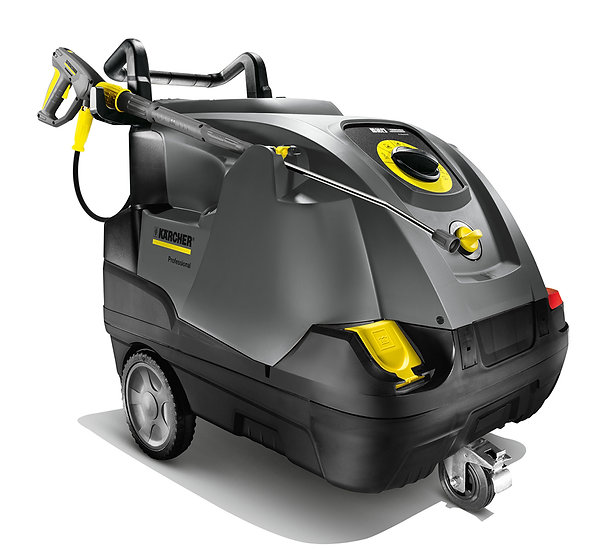 Compact  Hot water high-pressure cleaners - HD6/14