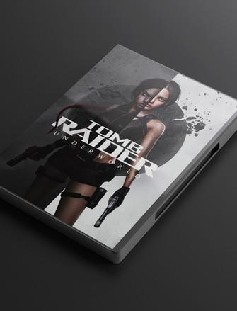 Tomb Raider Underwold Cover