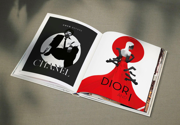Chanel & Dior »Fashion As Art«