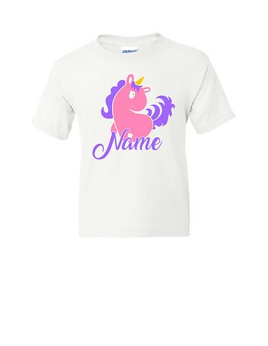 SparkleCorn -Short Sleeve