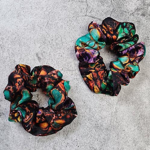 VARISCITE - Oversized 100% Silk Scrunchie