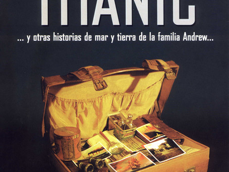 A suitcase from the Titanic