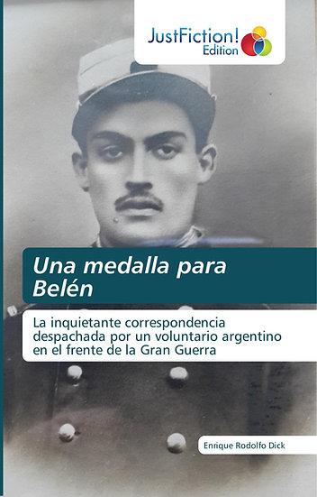 Una medalla para Belén