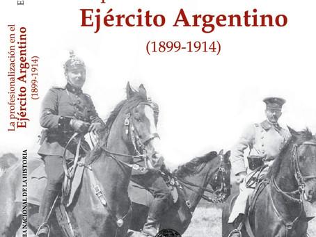 La profesionalización en el Ejército Argentino