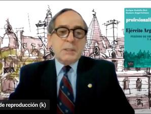 """Bitácora Nº 19: Presentación del libro """"La profesionalización..."""""""