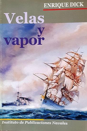 Velas y vapor