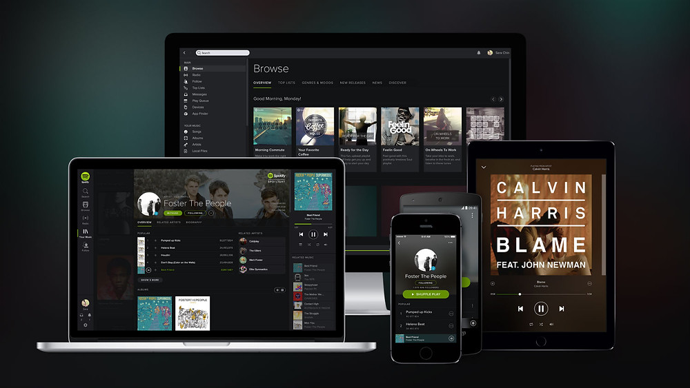 Advertise On Spotify - Radio Advertising Specialists