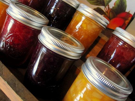 Tonic Jams and Jellies