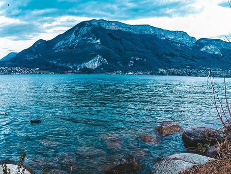 Week-end en amoureux à Annecy (Haute-Savoie)