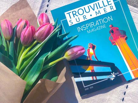 Week-end à deux direction Trouville-sur-Mer (Normandie)