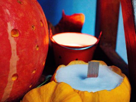 Décorer ses citrouilles d'Halloween de façon originale